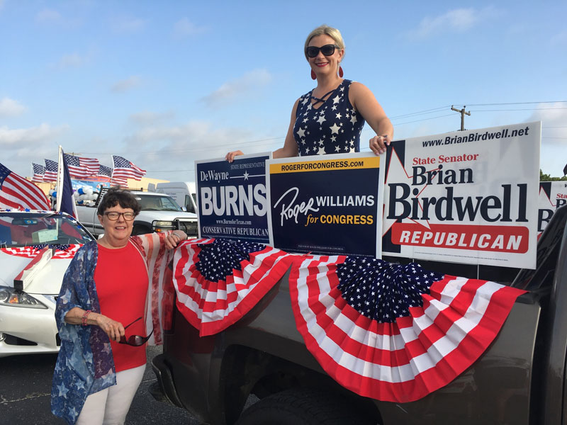 Roger-Williams-for-congress,-Johnson-County,-Texas-2019 (op)